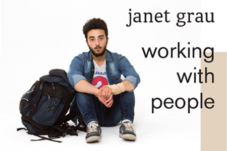 janet grau working with people